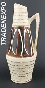 Vintage-1959-039-s-SCHEURICH-KERAMIK-Vase-271-22-Fat-Lava-Era-West-German-Pottery