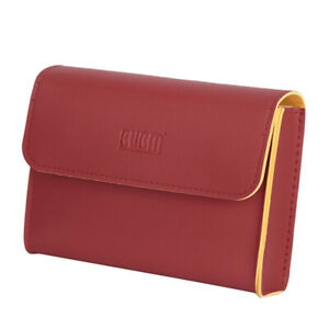 Chargers-Case-Organizer-Carry-Bag-Pouch-Sleeve-for-Macbook-Red