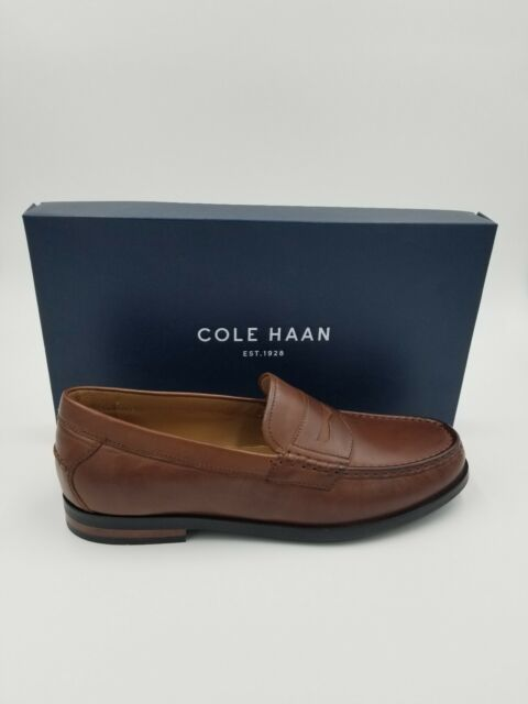 Cole Haan Mens Shoes Contemporary Brown
