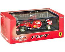 Hot Wheels 2014 Ferrari Formula F 1 F14 T 1:43 F2014 Fernando Alonso #14 BLY69