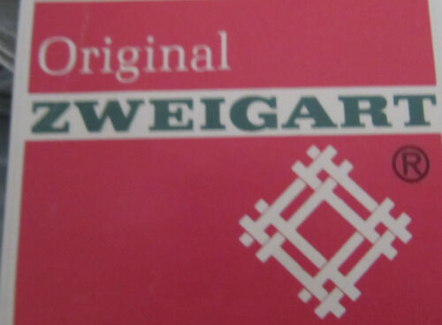 Zweigart Hardana Evenweave 20 count colour choice vintage soft green blue pink