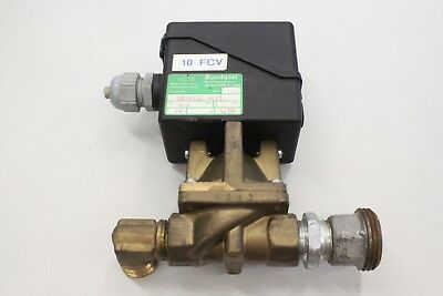 Goldener 3-Wege-Messinggewinde-Luftkompressor-Rückschlagventil-Anschluss 0U W ox