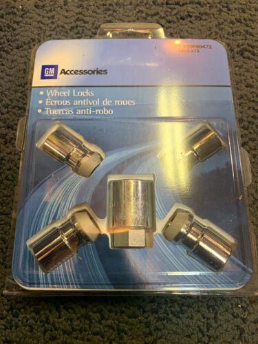 GM OEM 09599472 Wheel Lock Kit BRAND NEW