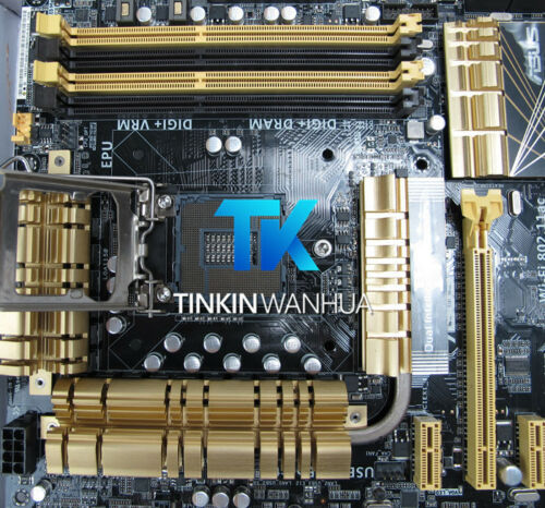 QUAD 1150 pin WIFI Bluetooth seconds Z97 FOR ASUS Z87 motherboard Z87-DELUXE