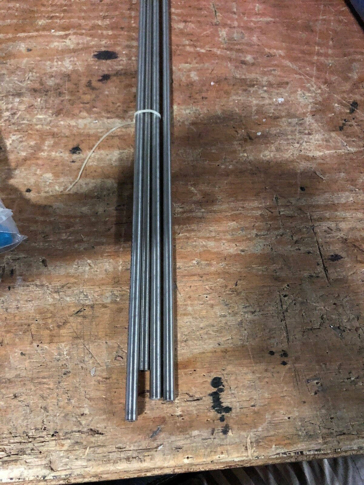 """3//4/""""  0.75/"""" 13-8 PH Stainless Steel Rod Bar Round PRICED BY INCH up 20.75/"""""""