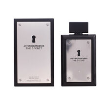The Secret By Antonio Banderas Eau De Toilette 6.75 oz / 200 ML For Men *SEALED*