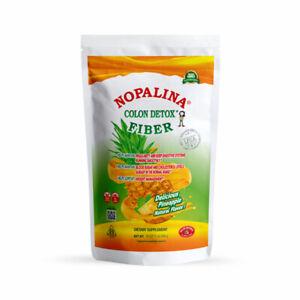 Nopalina Detox Flax Seed Plus Dietary Supplement Powder - 16oz