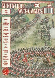 Details about Miniature Wargames Magazine #132 SciFi Skirmish Rules WWI  submarines ACW WW2 *FS