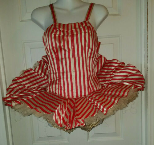 Rare Old Signed Professional Ballet Tutu Circus Gy