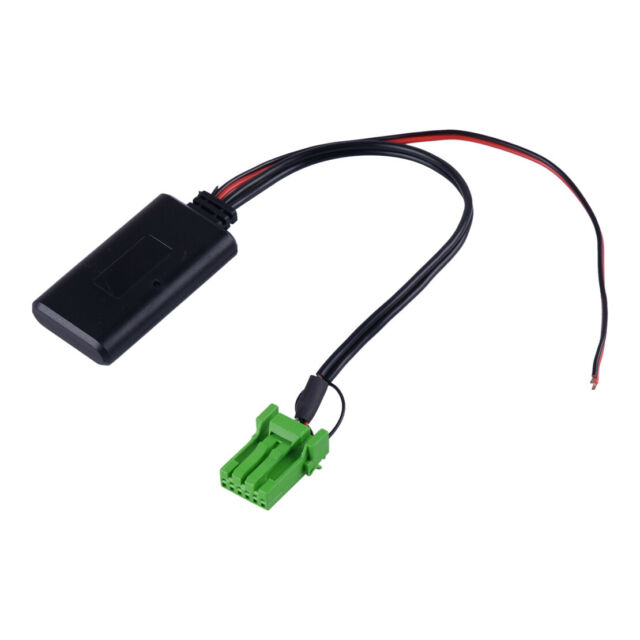 Bluetooth Interface Adapter Music AUX Input Line Fit For