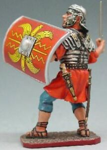 KING & COUNTRY ROMAN EMPIRE RO31-RE DEFENDING WITH SHIELD MIB