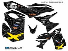 SKI DOO FREESTYLE GRAPHICS KIT SKIDOO BRP DECO WRAP 2005 2006 2007 2008 2009