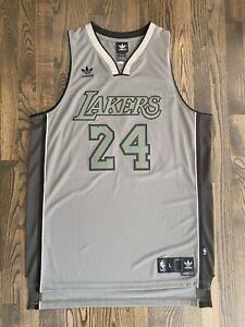 Vintage Adidas KOBE BRYANT 24 Los Angeles LA Lakers Jersey ...