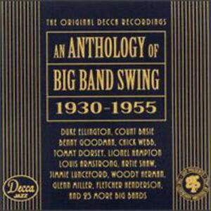 Anthology-Of-Big-Band-Swing-19-2-1993-CD-NEUF-Basie-Ellington-Goodman-Mille