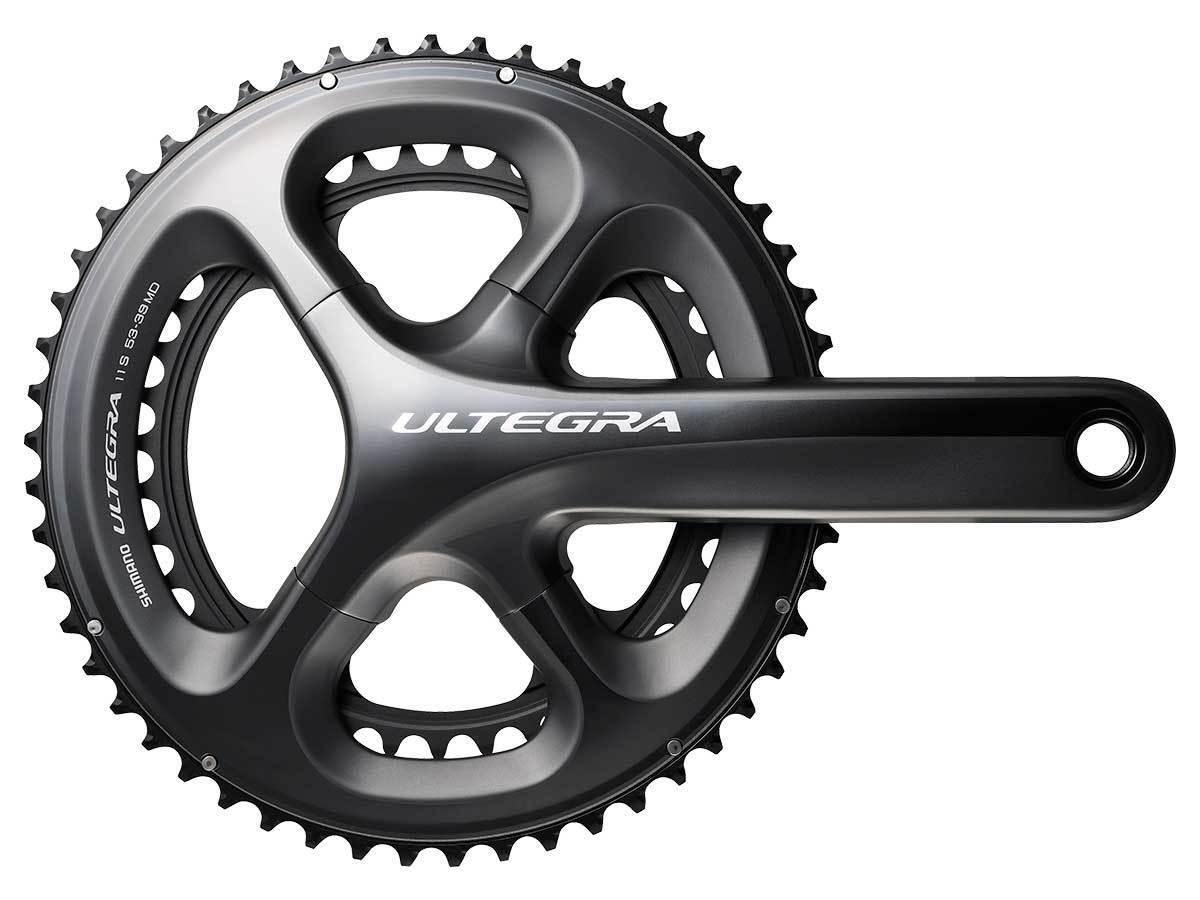 Shimano Ultegra 6800 11 Speed Hollowtech II Road Bike Crankset 3646 x 175mm
