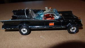 Vintage-Corgi-Toys-Die-Cast-Batmobile-Made-in-GT-Britain-1-43-Scale