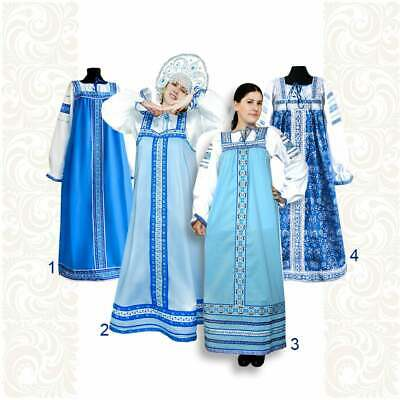 russian traditional sarafan with blouse Alenka for girl Dress
