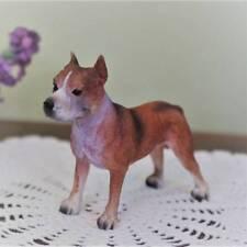 Happy Halloween American Pitbull Terrier Doormat for sale