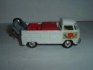 Jouets Corgi Toys Volkswagen Racing Club d'occasion * voir The Picturers *