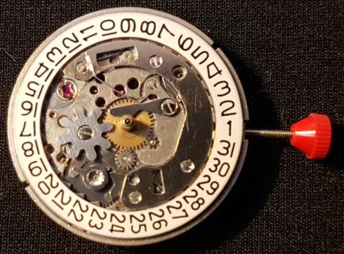 Uhrwerk PUW 563 Handaufzug Datum