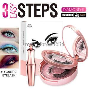 Magnetic-False-Eyelashes-Natural-Eye-Lashes-Extension-Liquid-Eyeliner-Kit-Set