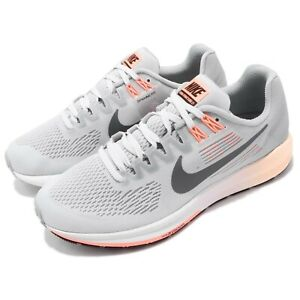 Urban Fashion Womens Nike Air Zoom Structure 21 Trainers