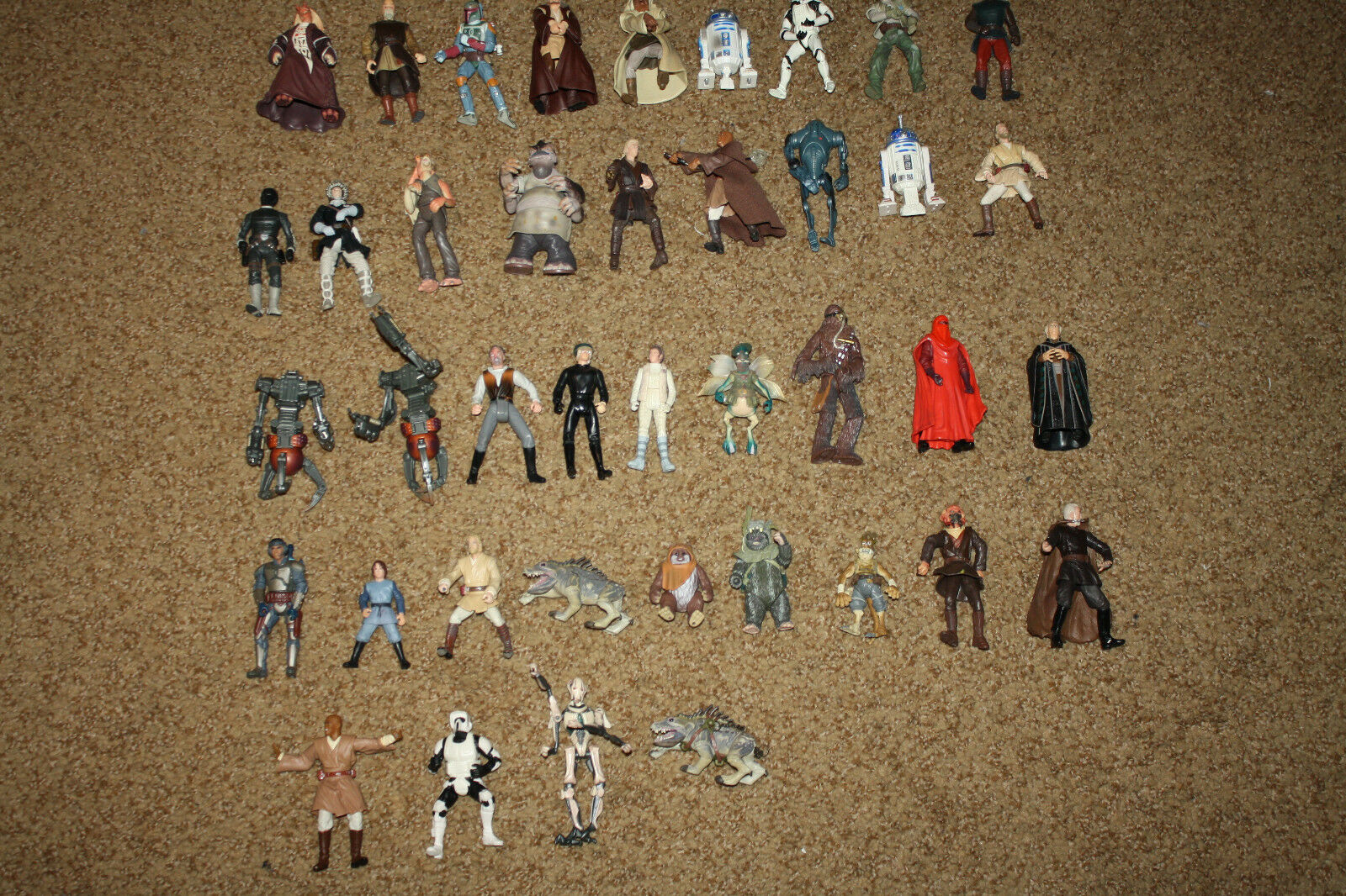 Star wars action - figuren viel (40)