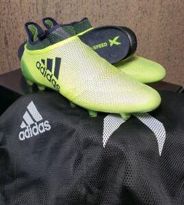 8eb1b584d Adidas X 17+ Purespeed FG Soccer Cleats Futbol Boots Sz 12 Men's ...