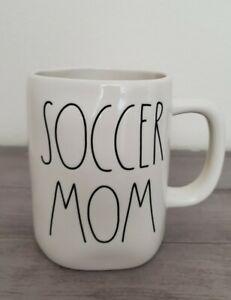 NEW-RAE-DUNN-by-Magenta-SOCCER-MOM-Coffee-Tea-Mug-Farmhouse-Home-Decor