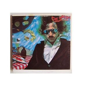 JOE WALSH - BUT SERIOUSLY, FOLKS... - LP 33 rpm