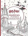 Harry Potter Magical Places & Characters Colouring Book von Joanne K. Rowling (2016, Taschenbuch)