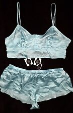 Victorias Secret DESIGNER COLLECTION Silk Camisole Short LOT PJ Pajama S NWT