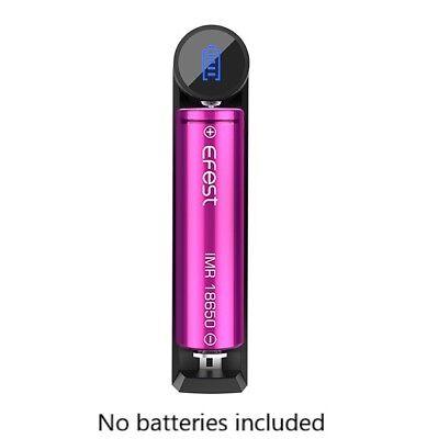 Efest Slim K2 USB Intelligent Battery Charger 18650 20700 26650 14500 16340