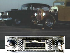 150//210 USA-630 II High Power 300 watt AM FM Car Stereo//Radio Custom Autosound Stereo compatible with 1957 Chevy Bel Air /& Nomad