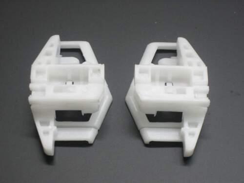 Kit Reparation Guidage Leve Vitre 2//4P AVG PEUGEOT 206 98-09 Porte gauche