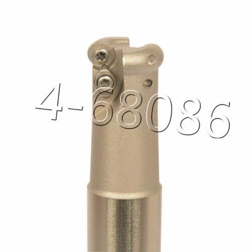 RPMT08T2MOE 1PC EMR C20-4R21-150 21mm indexable end mill EMRC20-4R 21mm*150mm