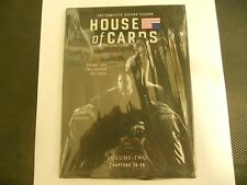 House of Cards: The Complete Second Season (DVD, 2014, 4-Disc Set)
