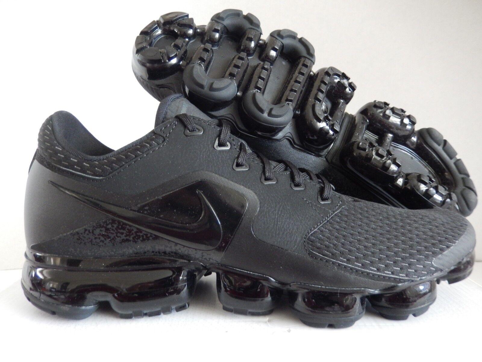 Nike air vapormax schwarz-schwarz-anthracite sz 12 Damenss-mens sz 10,5 [ah9045-002]