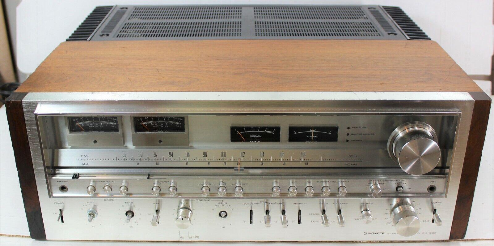 Pioneer SX 1980 On eBay.