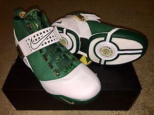 5619542db2e8 Brand New Nike Zoom LeBron 5 V Birthday Sz 9 All Star Christ The ...