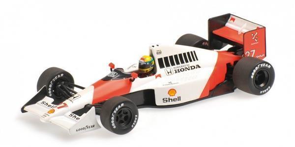 Minichamps McLaren Honda MP 4-5B  27 1 43 540904327