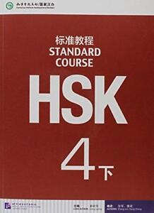Hsk-Standard-Course-4b-Textbook-by-Jiang-Liping-NEW-Book-FREE