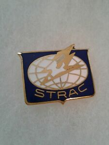 Authentic-US-Army-Strategic-Army-Corps-STRAC-DUI-DI-Insignia-NH