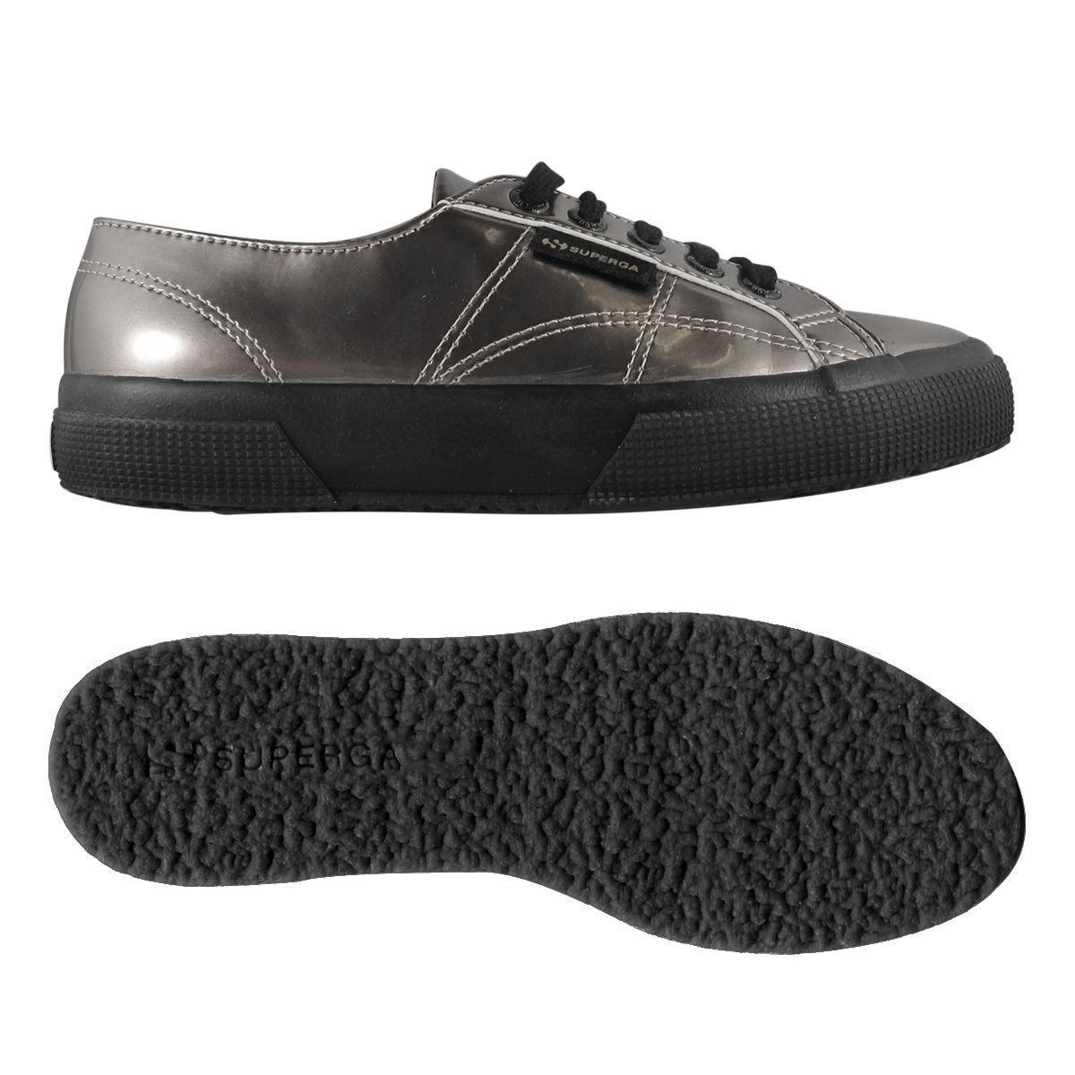 Superga Schuhe ginnastica 2750-VARNISHMIRRORW Damenschuhe Chic Sneaker