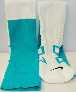 (LOT OF 6) NIKE MIAMI DOLPHINS NFL TEAM ISSUED - GAME USED SOCKS Size XXL