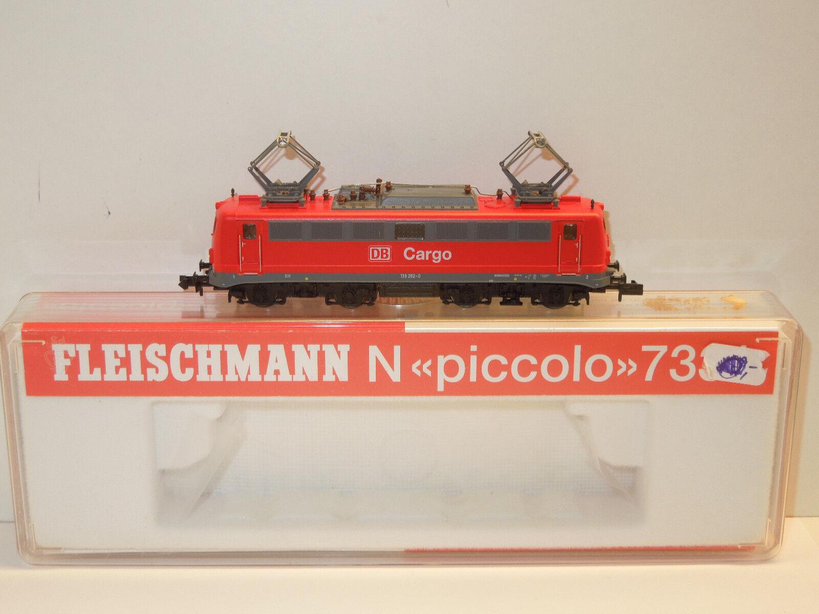 Fleischmann Spur N 7331 E-Lok BR 139 delle DB CARGO