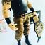 Titulo-personalizado-WWE-Campeonato-De-Cuero-Real-para-Mattel-Jakks-Hasbro-Figuras miniatura 3
