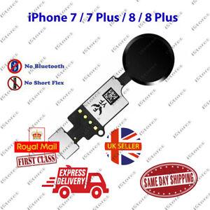 iPhone 7 / 7 Plus / 8 / 8 Plus Home Button Flex Cable Replacement Black