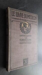 Le Livre Der Arzt Die TB Hauptzeichner Gouraud 1912 A.Poinat Paris Be