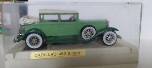 SOLIDO-1-43-CADILLAC-452-A-DE-1931-EN-BOITE